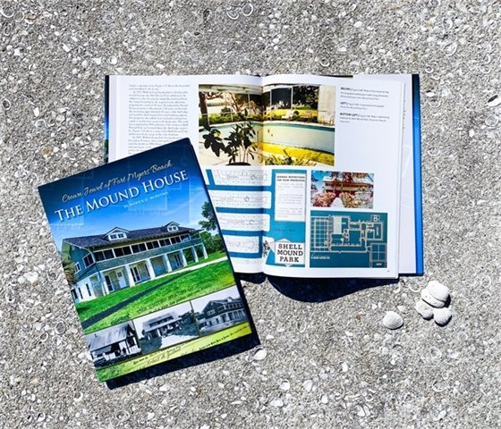 Mound House book coming soon for sale at museum store